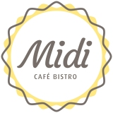 Portrait de midi cafe
