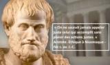 Souverain bien et genres de vie. Aristote.  De quelles conditions relèvent l'idée d'un sens à la vie ?