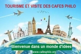 Tourisme et visite des cafés philo