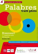 Café philo Palabres - Rixensart