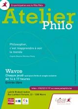 Atelier philo - Wavre