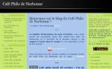 Café philo de Narbonne (MJC)